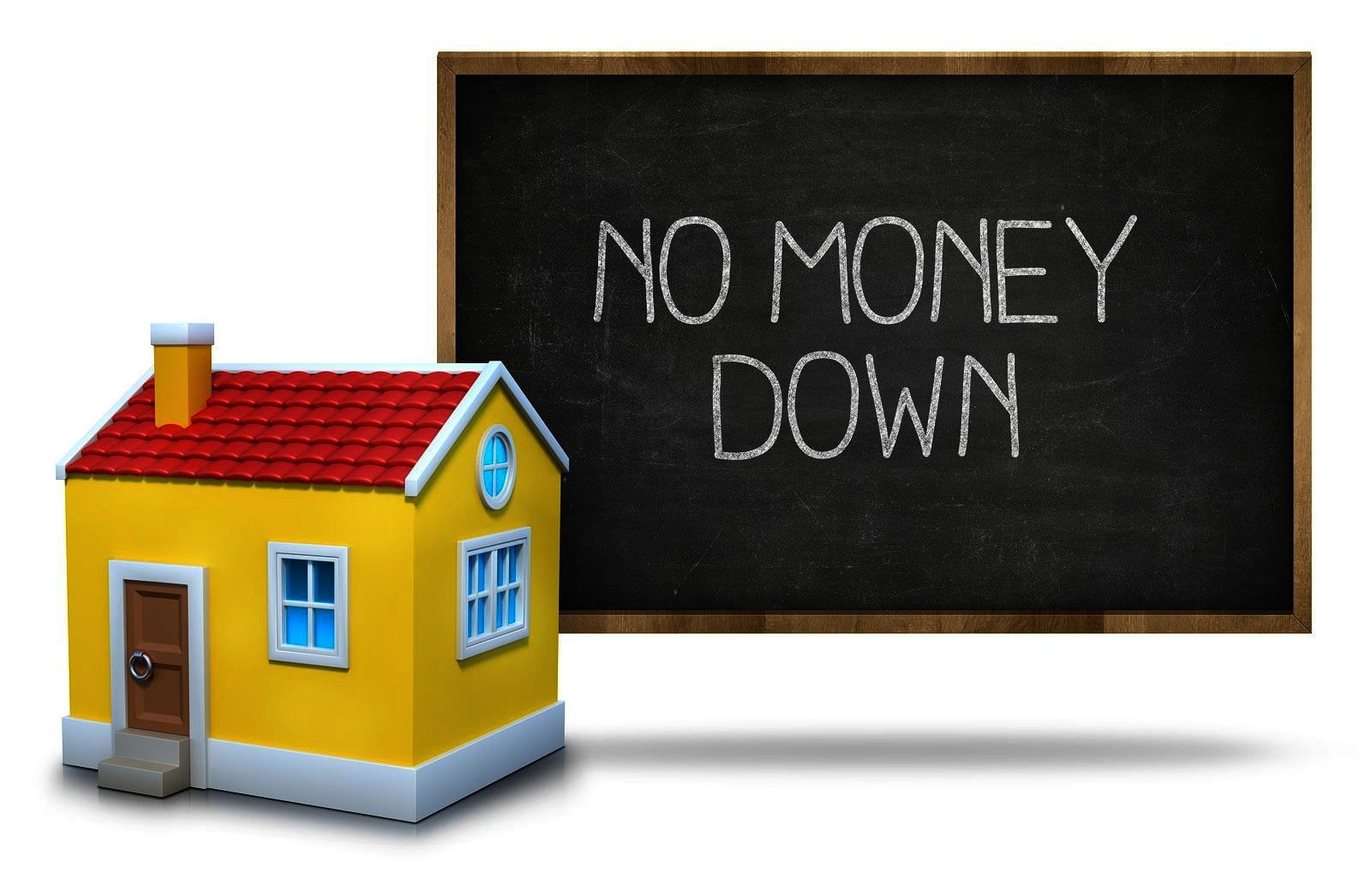 Want to know how to buy rental property with no money down