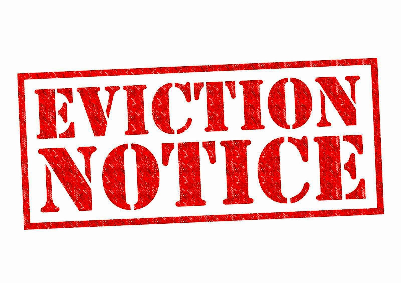 Eviction Notice | What Landlords Need To Know About Filing An Eviction Notice Mashvisor