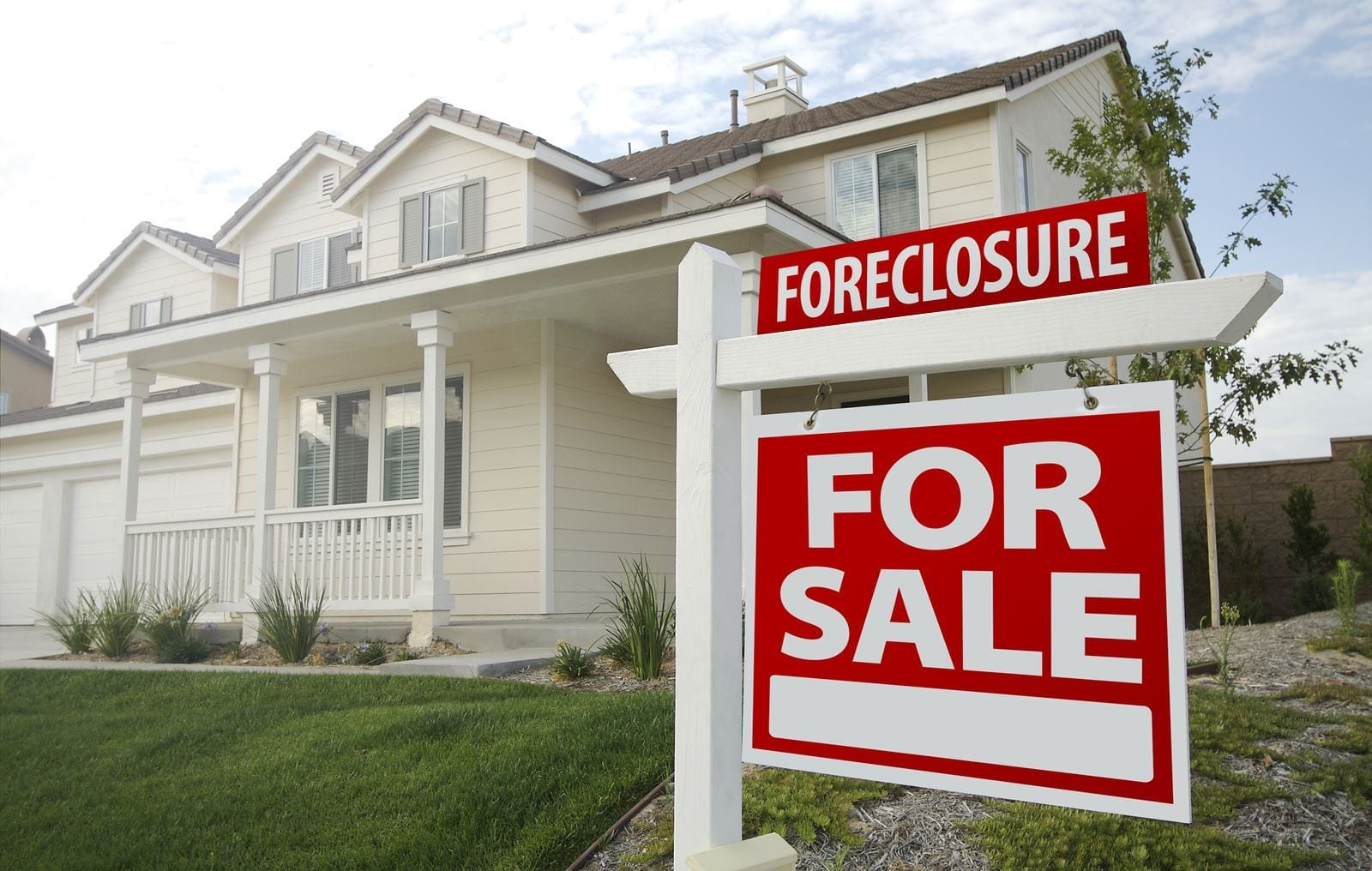 Should you let your investment property go into foreclosure?