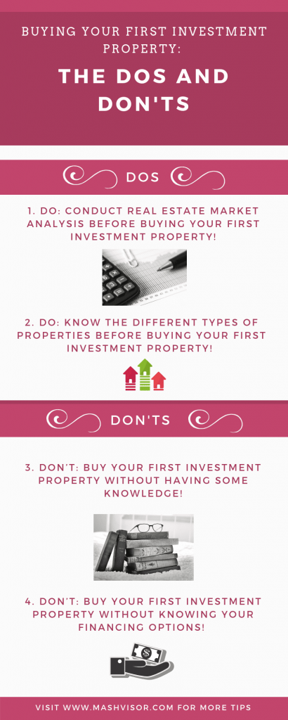 first investment property