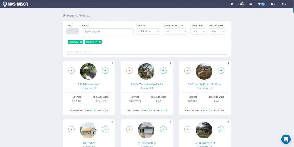 Real Estate Investing Challenges & Solutions - Mashvisor's Property Finder Tool