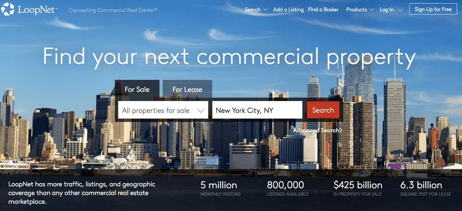 real estate sites