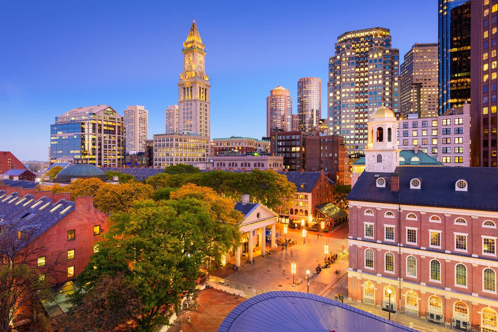 Downtown Boston one of the hottest real estate markets in the country for 2019