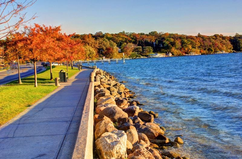 Lake Geneva is one of the best places to buy vacation rental property