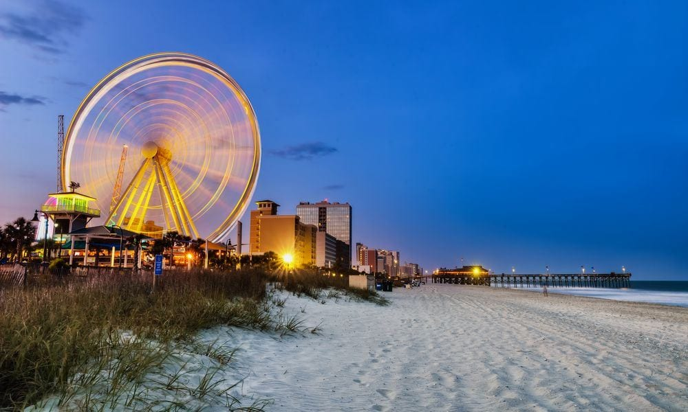 Myrtle Beach is one of the best places to buy vacation rental property