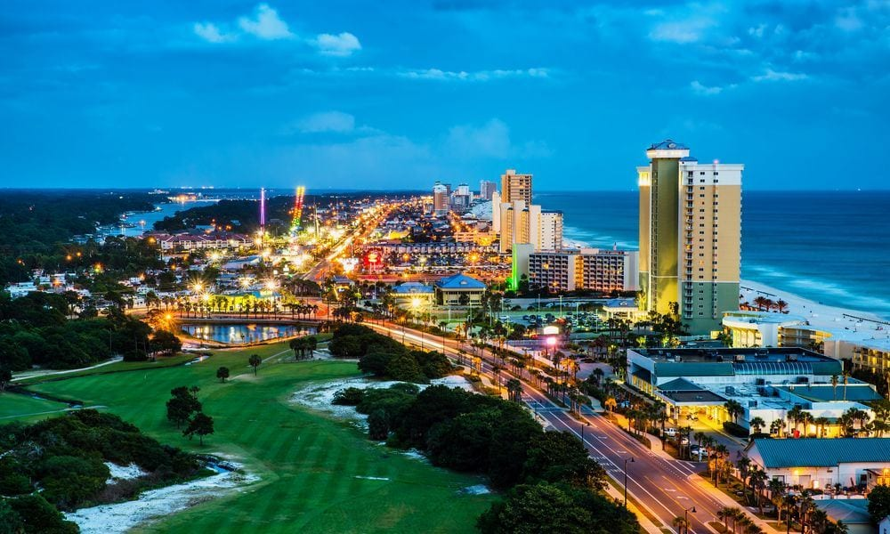 Panama City Beach is one of the best places to buy vacation rental property
