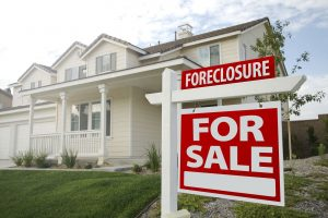 Consider foreclosed homes for how to find real estate deals