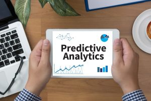 One type of real estate data is predictive analytics