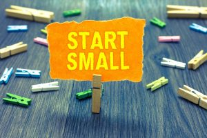 Start small when trying to find the best multi-family investment properties for sale