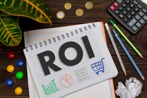 a good ROI is what to look for in an investment property