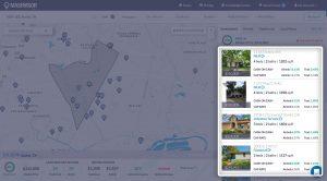 how to find rental property using Mashvisor's property listings