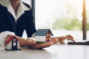financing a multi family property depends on the type- commercial, duplex, or multi family
