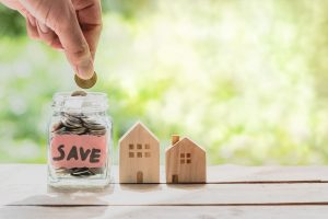 How to buy multiple rental properties starts with saving up some money to do so