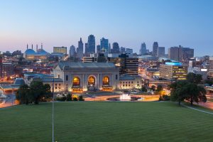 best cities in the Mid West real estate market: Kansas City