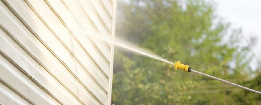 Painting Tips for Making Your Investment Property's Exterior More Appealing to Buyers - Wash the Property