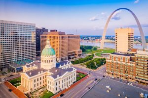 best cities in the Midwest real estate market: St. Louis