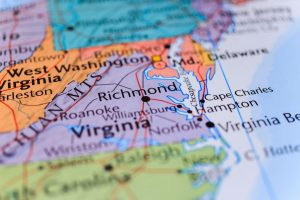 Virginia housing market data