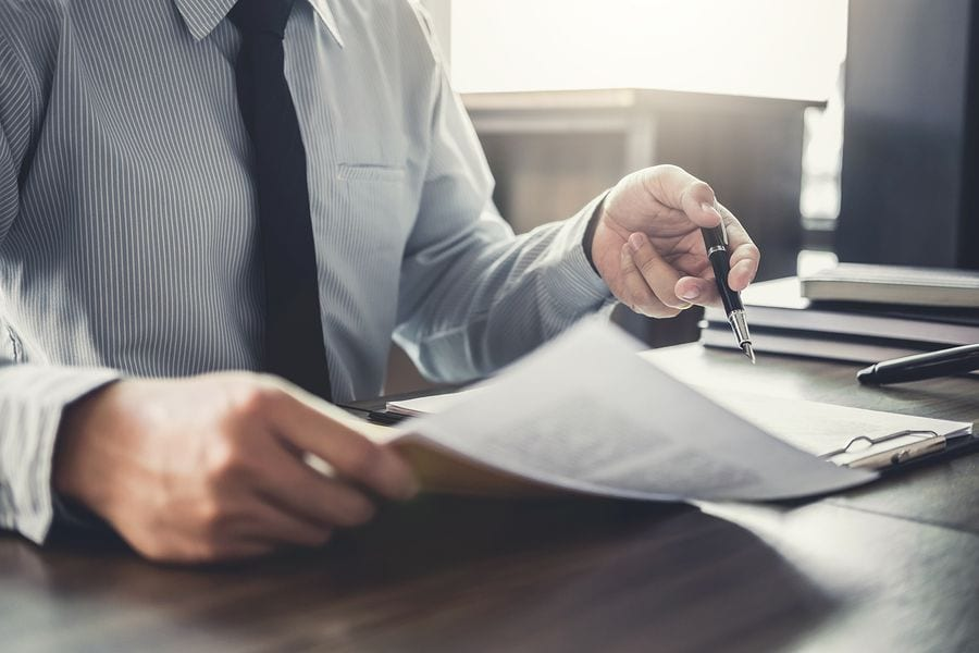 when working with a real estate agent, they can help you with paperwork