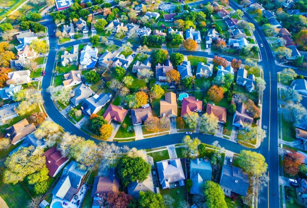 Invest in the suburbs in the current housing market