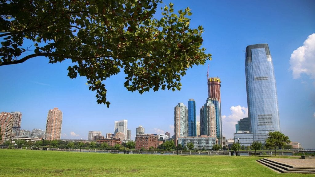 Airbnb rentals in the Jersey City real estate market