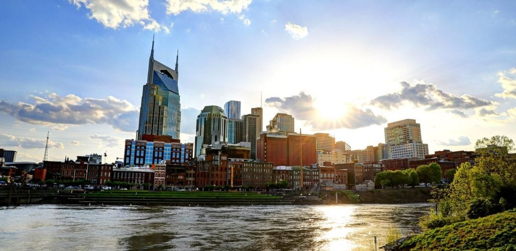 Nashville is one of the best cities for Tennessee vacation home rentals
