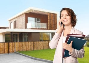 the third step of buying a second home to rent out is to hire a real estate agent