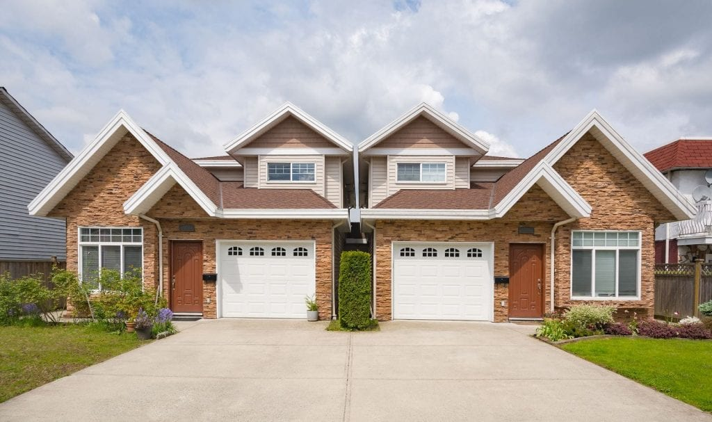 A duplex is one of the types of real estate investment for beginners
