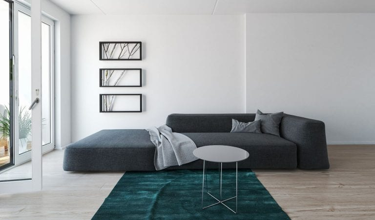 Add a sofa bed as a hack for your Airbnb vacation rental