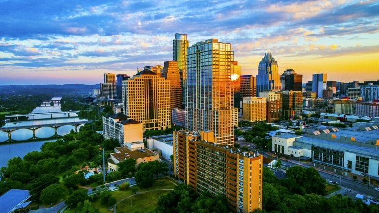 the time is right to invest in the Austin housing market