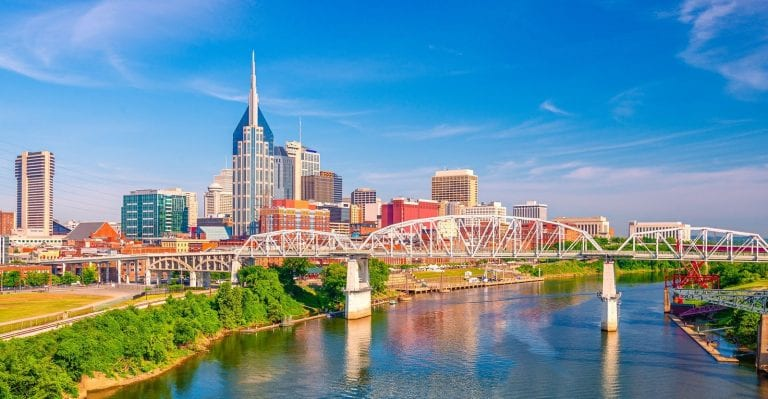 one of the emerging real estate markets 2019 is Nashville