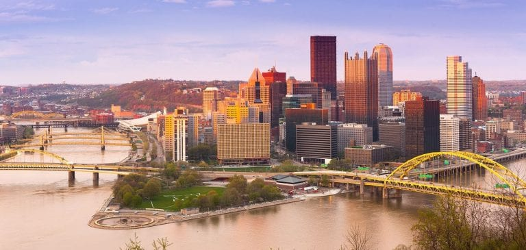 One of the best cities to invest in real estate is Pittsburgh