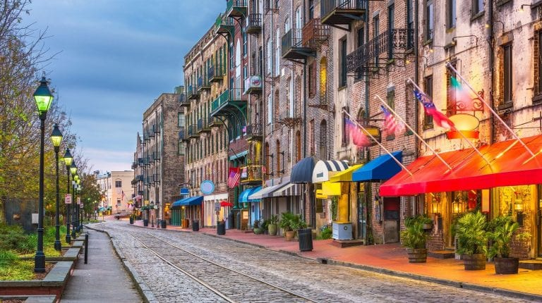Savannah is one of the most profitable Airbnb cities in 2019