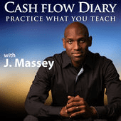 cash flow diaries is one of the best real estate podcasts