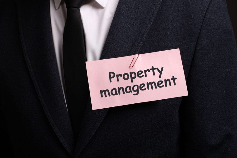 property management for passive income real estate