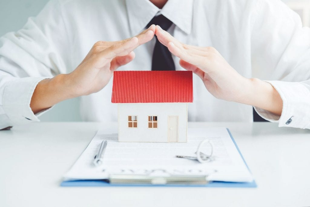 Property insurance is one of the rental property expenses you need to budget for