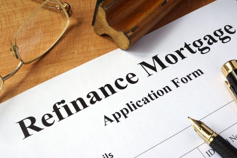 learn how to refinance investment property