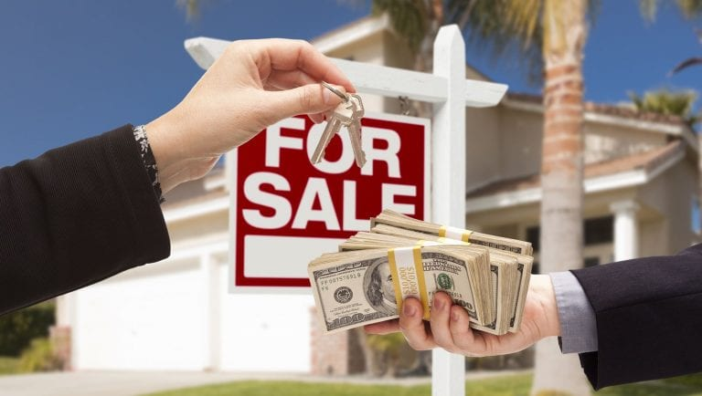 how to start a real estate investment business: buy your first property