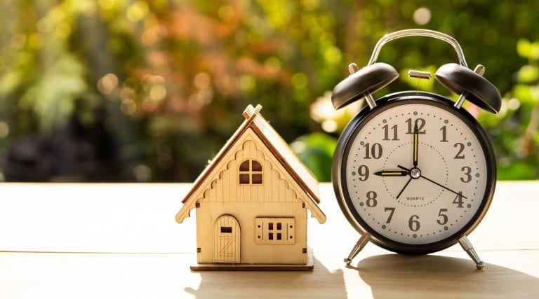 How long does it take to make money in real estate rental properties