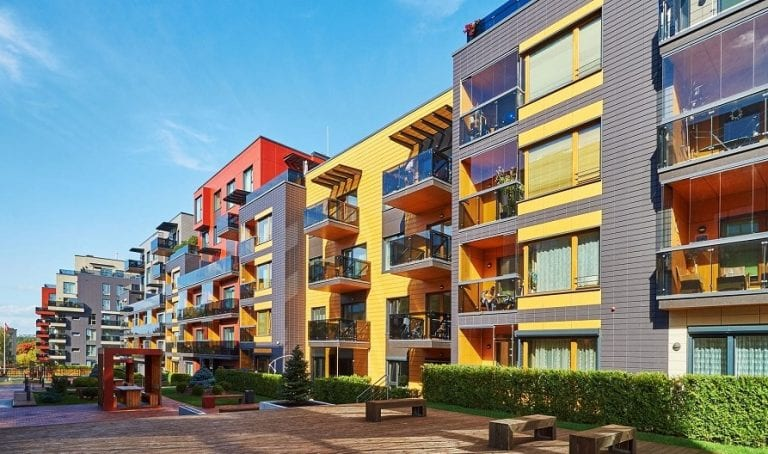 the benefits of owning a multifamily real estate investment