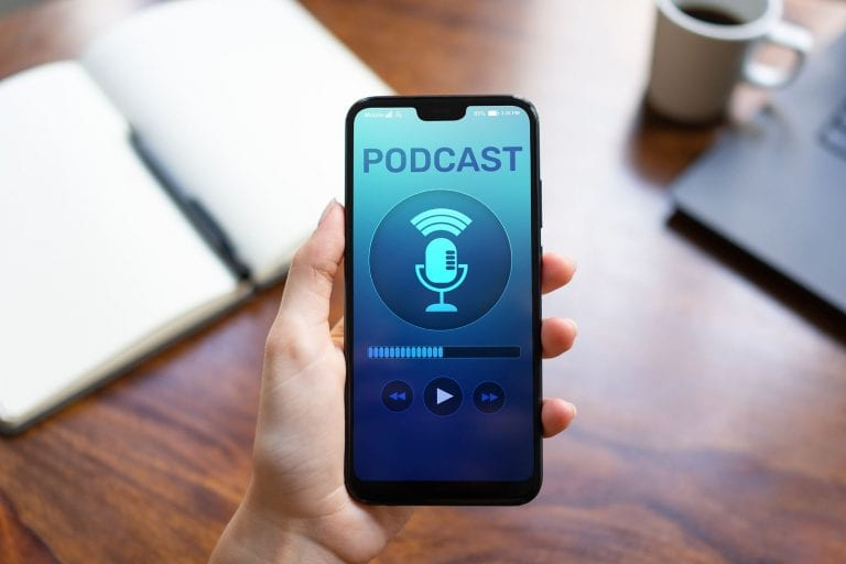Here are the best real estate podcasts for agents