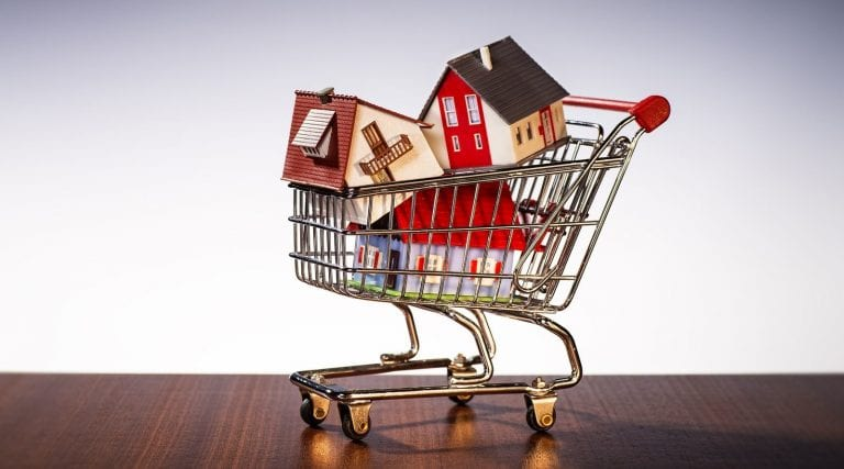 best way to invest 100k is to buy multiple properties