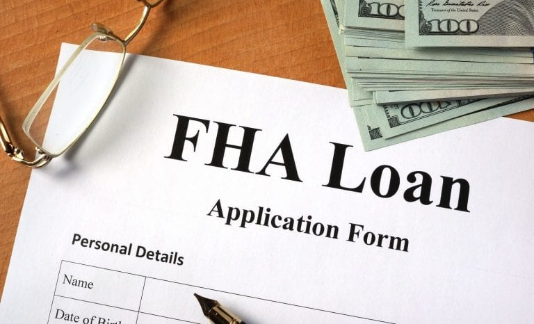 investment property loans with low down payment - FHA loans