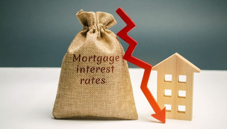take advantage of low mortgage rates in California housing market