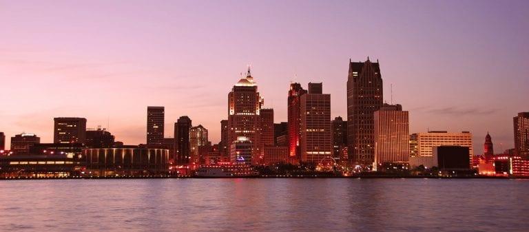Michigan housing market - Detroit