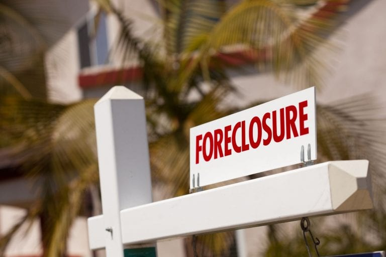 foreclosures are affordable real estate properties