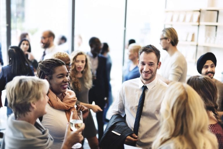 how to find cash buyers - networking