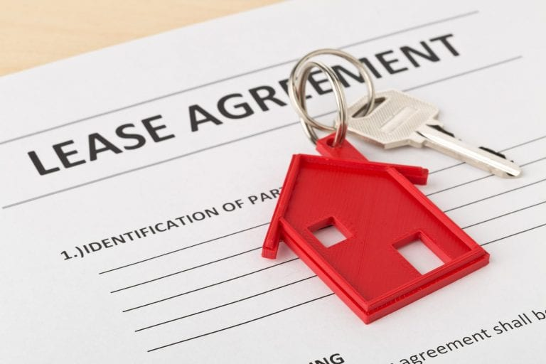 types of real estate contracts - lease contract