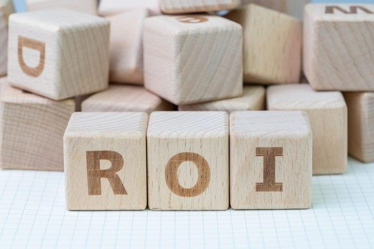 real estate formulas: return on investment