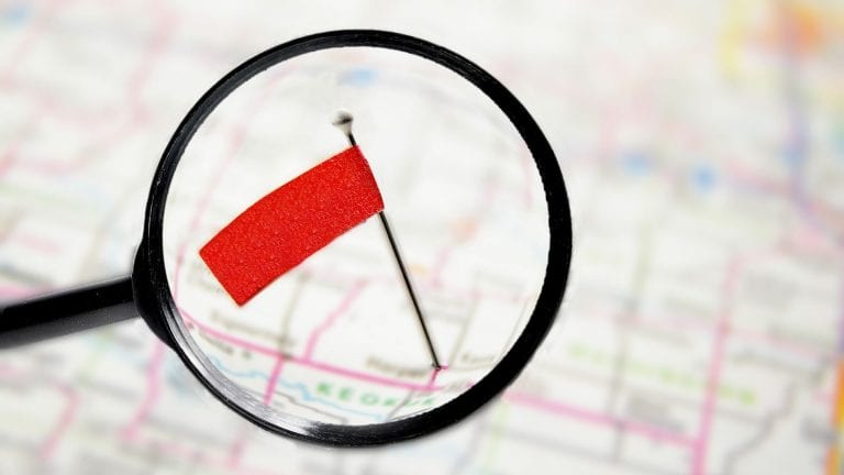 choosing the location of your real estate business