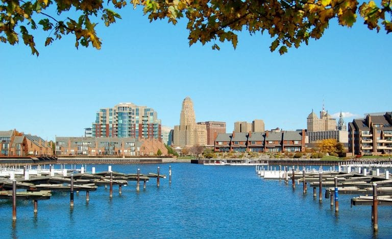 why invest in Buffalo real estate